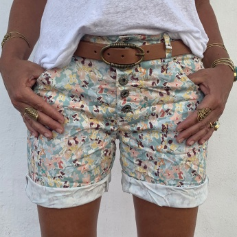 NEW!   SHORT FLORAL