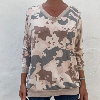 NEW! CAMISETA CAMUFLASH